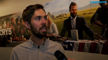 Far Cry 5 - Phil Fournier Interview