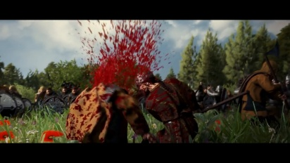 A Total War Saga: Thrones of Britannia - Blood Pack Trailer