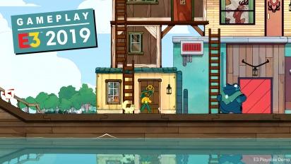 Spiritfarer - E3 Gameplay