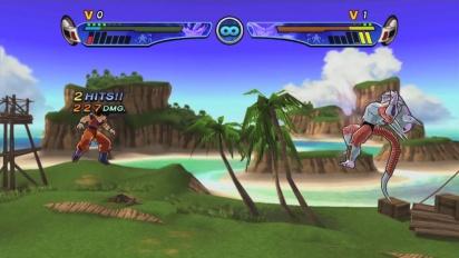 Dragon Ball Z: Budokai HD Collection - Comic Con Trailer