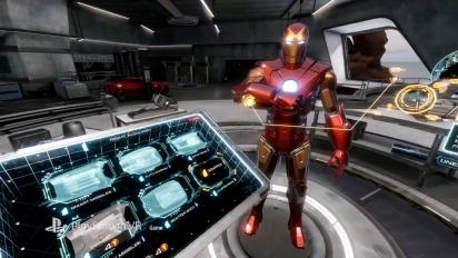 Iron Man VR - Launch Trailer