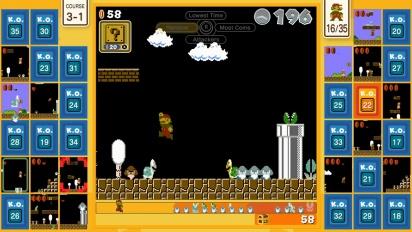Super Mario Bros. 35 - Announcement Trailer