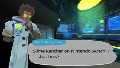 Slime Rancher - Plortable Edition Announcement Trailer