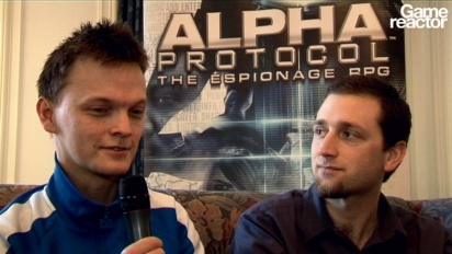GDC 2010: Alpha Protocol interview