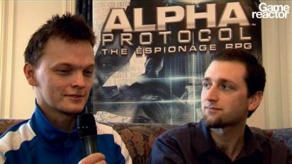 GDC 2010: Alpha Protocol interview
