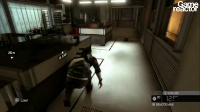 Splinter Cell: Conviction - Sticky Camera Trailer