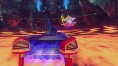 Sonic & All-Stars Racing Transformed - Speed Run Trailer