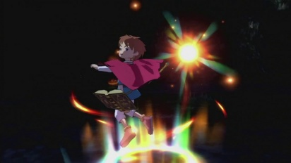 Ni no Kuni: Wrath of the White - Two Worlds Release Trailer