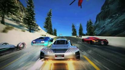 Asphalt 8: Airborne - New upcoming cars Trailer