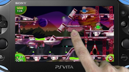 Lemmings Touch - E3 Trailer