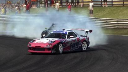 Grid: Autosport - Discipline Focus - Tuner Trailer