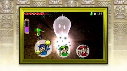 The Legend of Zelda: Tri Force Heroes - E3 2015 Announcement Trailer
