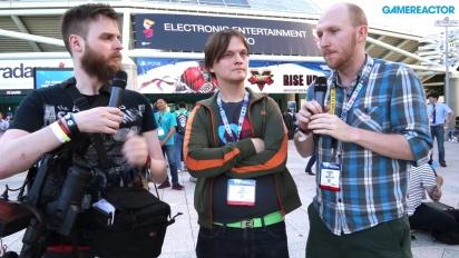 E3 Update - Day 1