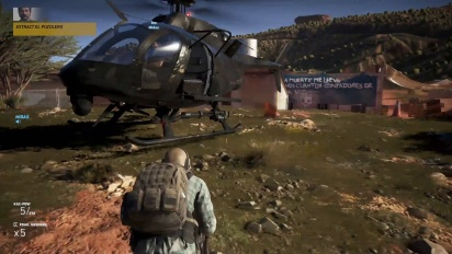 Ghost Recon: Wildlands - Gameplay Walkthrough: El Pozolero Takedown Mission