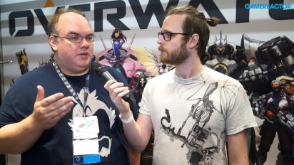 Overwatch - Scott Mercer Interview