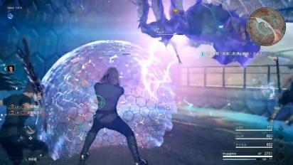 Final Fantasy XV - Comrades TGS Trailer