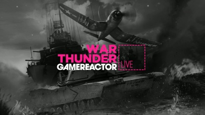 War Thunder - Livestream Replay