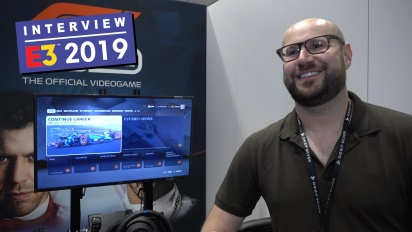 F1 2019 - Lee Mather Interview