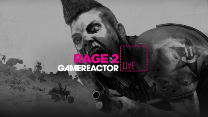 Rage 2 - Update 2 Livestream Replay