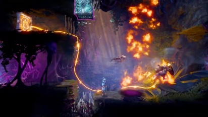 Trine 4: The Nightmare Prince - Story Trailer