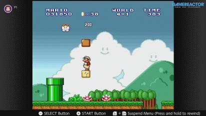 Super Mario All-Stars - Super Mario Bros. Switch Gameplay