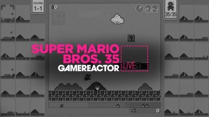 Super Mario Bros. 35 - Livestream Replay