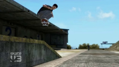 Skate 3 - Just Another Day Co-op Trailer