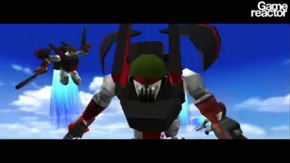 Gunblade NY & LA Machineguns - Announcement Trailer