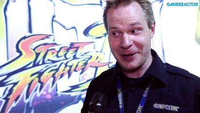 E3 2014: Ultra Street Fighter IV Interview