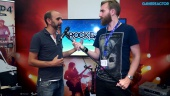 Rock Band 4 - Launch Interview