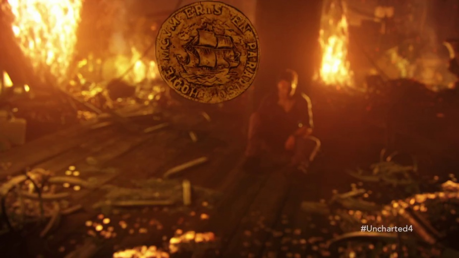 Uncharted 4 a thief 39 s end heads or tails - Uncharted 4 wallpaper ps4 ...