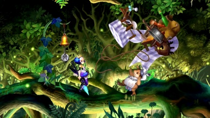 Odin Sphere Leifthrasir - Alchemy and Cooking Trailer