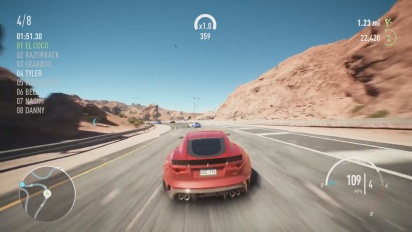 Need For Speed Payback - Customization Trailer