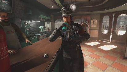 Wolfenstein II: The New Colossus –- Diner Gameplay Trailer