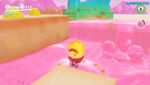Super Mario Odyssey - Luncheon Kingdom Gameplay - Part 1