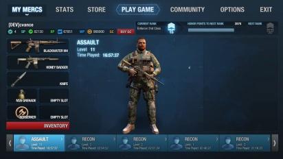 War Inc. Battlezone - Clans Preview Trailer