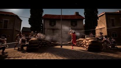 Battlefield Heroes - Desperados & Luchadores Trailer