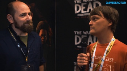 The Walking Dead: The Final Season - Brodie Anderson Interview