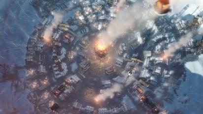 Frostpunk - Console Edition Official Announcement Trailer