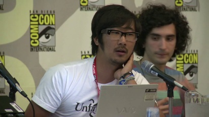 The Unfinished Swan - Comic Con Panel