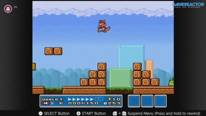Super Mario All-Stars - Super Mario Bros. 3 Switch Gameplay