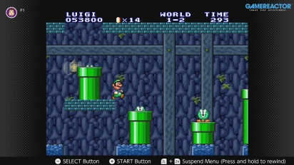 Super Mario All-Stars - Super Mario Bros: The Lost Levels Switch Gameplay