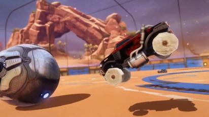 Rocket League - Season 4 Rocket Pass Trailer