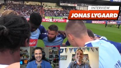 SønderjyskE Fodbold - Jonas Lygaard Interview