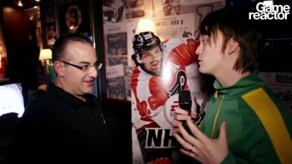 NHL 13 - Launch Interview