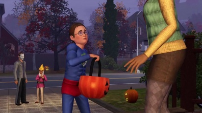 The Sims 3: Seasons - Developer Walkthrough Trailer