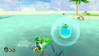 Super Mario Galaxy 2 - Luigi Trailer