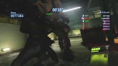 Resident Evil 6 - Multiplayer DLC Predator DLC Trailer