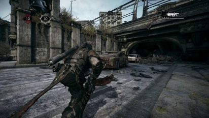 Gears of War: Ultimate Edition - Beta Gameplay Team Deathmatch on Gridlock