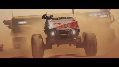 Homeworld: Deserts of Kharak 'Primary Anomaly' Trailer